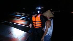 BTL Vùng Cảnh sát biển 1 tạm giữ 650 tấn than vi phạm