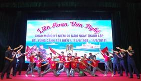 BTL Vùng Cảnh sát biển 4 tổ chức Hội thi Văn nghệ quần chúng