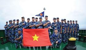Đảng bộ Cảnh sát biển: Lãnh đạo Lực lượng Cảnh sát biển qua 20 năm xây dựng, phát triển và trưởng thành