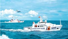 Cảnh sát biển Việt Nam: 20 năm thực thi pháp luật trên vùng biển của Tổ quốc