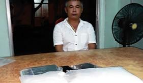 Bộ Tư lệnh Vùng Cảnh sát biển 3 phối hợp thu giữ hơn 2,2kg ma túy đá