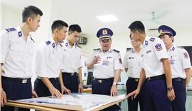 Bộ Tham mưu Cảnh sát biển: Xứng đáng là cơ quan chỉ huy của người chỉ huy - trung tâm hiệp đồng tác chiến của Lực lượng
