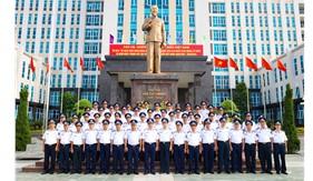 Gặp mặt các thế hệ cán bộ Lực lượng Cảnh sát biển qua các thời kỳ nhân kỷ niệm 20 năm Ngày truyền thống của Lực lượng