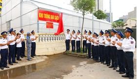 Khánh thành 2 công trình chào mừng kỷ niệm 20 năm Ngày thành lập Lực lượng và Cục Kỹ thuật Cảnh sát biển