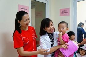 Lần thứ 3, Viettel Nam Định tổ chức khám sàng lọc tim miễn phí