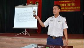 Tuyên truyền phòng chống các loại ma túy mới cho hạ sĩ quan, chiến sĩ