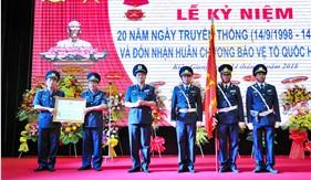 Bộ Tư lệnh Vùng Cảnh sát biển 4: 20 năm một chặng đường