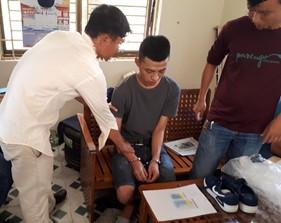Bộ Tư lệnh Vùng Cảnh sát biển 2 phối hợp bắt giữ vụ án tàng trữ trái phép chất ma túy