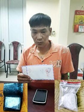 BTL Vùng Cảnh sát biển 1 phối hợp đấu tranh triệt phá vụ mua bán trái phép chất ma túy