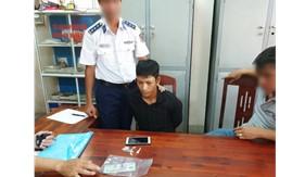 Bộ Tư Lệnh Vùng Cảnh sát biển 4 đấu tranh, triệt phá vụ ánmua bán trái phép chất ma túy
