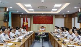 Hội nghị Quán triệt Nghị quyết và Đề án đổi mới cơ chế quản lý tài chính quân đội