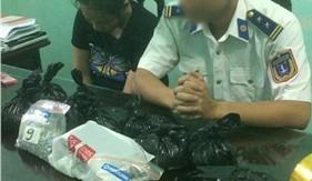 Phòng PCTP ma túy Cảnh sát biển phối hợp bắt giữ 6 đối tượng vận chuyển 12.000 viên ma túy tổng hợp