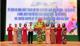Sôi nổi các hoạt động chào mừng ngày Phụ nữ Việt Nam 20/10