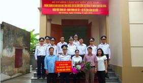 BTL Cảnh sát biển khánh thành và bàn giao Nhà tình nghĩa