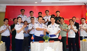 Hội nghị Công tác kiểm tra liên hợp Nghề cá vùng đánh cá chung vịnh Bắc Bộ Việt Nam - Trung Quốc năm 2018