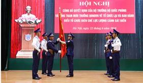 Phòng Quân lực Cảnh sát biển: Điểm sáng trong thực hiện phong trào thi đua giai đoạn 2013 - 2018