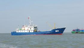 Nghiệm thu kỹ thuật cấp cơ sở tàu TS-500CV chiếc số 3