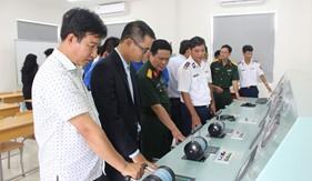 BTL Vùng Cảnh sát biển 4 gặp mặt, giao lưu với Trường Đại học Cần Thơ