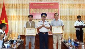 BTL Vùng Cảnh sát biển 4 đẩy mạnh công tác tuyên truyền về biển đảo và Lực lượng Cảnh sát biển