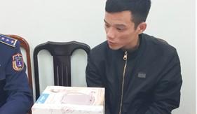 Đoàn Đặc nhiệm PCTP ma túy số 2 phối hợp bắt giữ đối tượng mua bán trái phép 4.000 viên hồng phiến