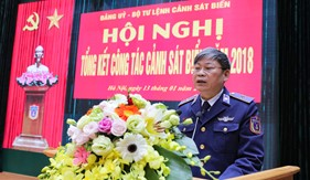 Chủ động, quyết liệt triển khai toàn diện, có hiệu quả nhiệm vụ Cảnh sát biển năm 2019