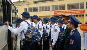 Tự hào được trở thành người lính Cảnh sát biển Việt Nam