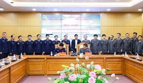 Triển khai kế hoạch phối hợp năm 2019 giữa Bộ Tư lệnh Cảnh sát biển và Tổng cục Thủy sản