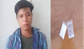 Bộ Tư lệnh Vùng Cảnh sát biển 3 phối hợp bắt hai đối tượng mua bán trái phép chất ma túy