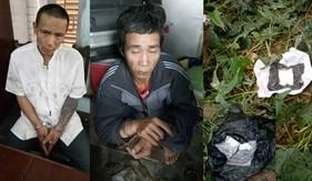 Đoàn Đặc nhiệm PCTP ma túy số 1 phối hợp phá chuyên án 319Đ