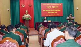 Báo chí Quân đội tiếp tục tuyên truyền có hiệu quả các nhiệm vụ trọng tâm