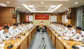 Bộ Tổng tham mưu giao ban nhiệm vụ huấn luyện Quý 1 năm 2019