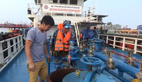Đoàn Trinh sát số 1 bắt giữ gần 200.000 lít dầu DO bất hợp pháp