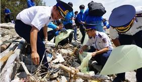 """Bộ Tư Lệnh Vùng Cảnh sát biển 3 tham gia Hội trại truyền thống """"Tuổi trẻ giữ biển"""""""