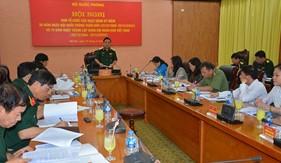Triển khai nhiệm vụ kỷ niệm 30 năm Ngày hội Quốc phòng toàn dân và 75 năm Ngày thành lập Quân đội Nhân dân Việt Nam