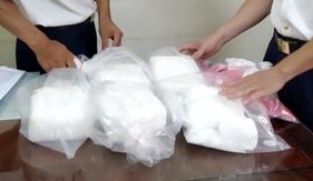 Đoàn Đặc nhiệm PCTP ma túy số 1 liên tiếp phá 3 chuyên án, vụ án, thu giữ số lượng lớn nhiều loại ma túy