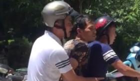 Thiếu tá quân nhân chuyên nghiệp Cảnh sát biển dũng cảm bắt đối tượng trộm cắp xe máy