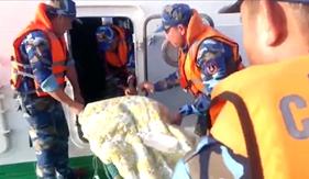 Bộ Tư lệnh Vùng Cảnh sát biển 1 điều động tàu cấp cứu sản phụ nguy kịch tại đảo Bạch Long Vĩ