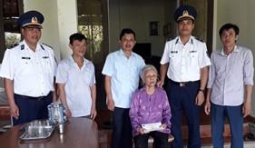 BTL Vùng Cảnh sát biển 1 đẩy mạnh hoạt động tri ân các anh hùng, liệt sĩ
