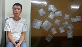 Đoàn Đặc nhiệm PCTP ma túy số 1 phối hợp bắt đối tượng tàng trữ trái phép chất ma túy tại Quảng Ninh