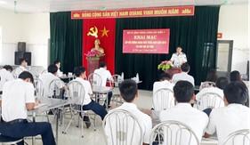 Bồi dưỡng ngoại ngữ cho 20 sĩ quan trẻ thuộc Hải đội 102