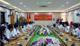 Bộ Tư lệnh Vùng Cảnh sát biển 1 tổ chức gặp mặt  kỉ niệm 21 năm Ngày truyền thống