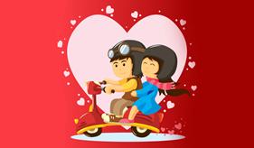 """Valentine ngọt ngào, gửi trao yêu thương cho """"người ấy"""""""