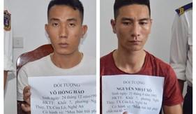 Đoàn Đặc nhiệm PCTP ma túy số 2 phối hợp triệt phá án ma túy tại thị xã Cửa Lò