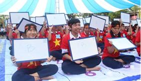 """Bộ Tư lệnh Vùng Cảnh sát biển 4 tổ chức Cuộc thi """"Em yêu biển, đảo quê hương"""""""