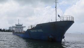 Thông báo tìm chủ hàng của số hàng hóa vận chuyển trên tàu Tiến Phát 18