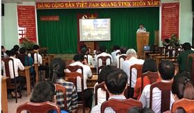 Bộ Tư lệnh Vùng Cảnh sát biển 3 tuyên truyền biển đảo cho hơn 800 cán bộ chủ chốt và nhân dân