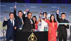 Tập đoàn Viettel được vinh danh tại 10 hạng mục của Giải thưởng Kinh doanh Quốc tế 2019