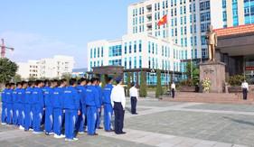 Đoàn TDTT Bộ Tư lệnh Cảnh sát biển xuất quân tham gia Hội thao TDTT Quốc phòng năm 2019