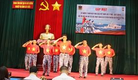 Trung tâm Đào tạo và bồi dưỡng nghiệp vụ Cảnh sát biển tổ chức gặp mặt kỉ niệm 37 năm Ngày Nhà giáo Việt Nam