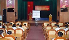 Bộ Tư lệnh Vùng cảnh sát biển 1 tổ chức Hội nghị tuyên truyền về bình đẳng giới và phòng, chống bạo lực gia đình